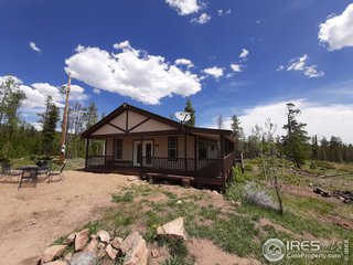 106 Tutelo Dr Red Feather Lakes, CO 80545