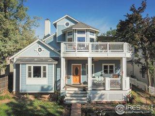 1727 Mapleton Ave Boulder, CO 80304