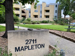 2711 Mapleton Ave 12 Boulder, CO 80304