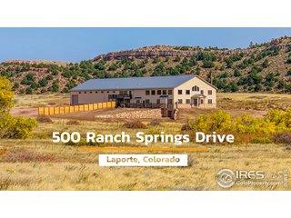500 Ranch Springs Rd Laporte, CO 80535
