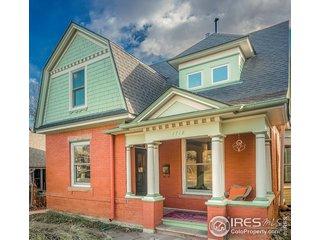 1718 Mapleton Ave Boulder, CO 80304