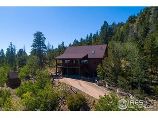 171 Piaute Ct Red Feather Lakes, CO 80545