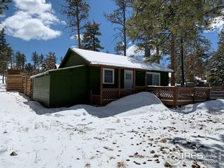 67 Tennis Dr Red Feather Lakes, CO 80545