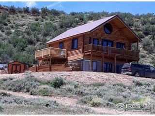 1505 Coyote Crossing Red Feather Lakes, CO 80545