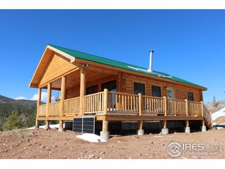 111 Ottawa Way Red Feather Lakes, CO 80545